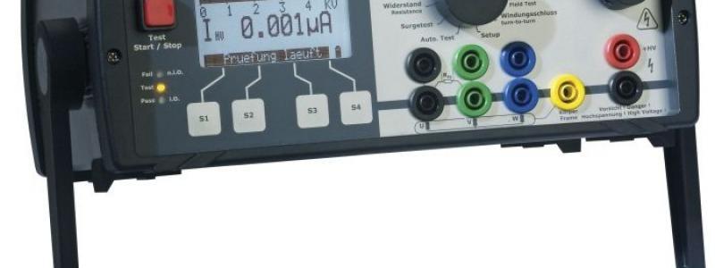 Motor Analyzer - Motor Tester